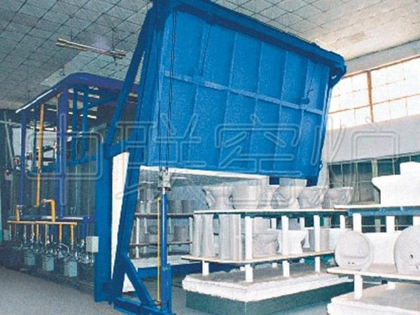 卫生洁具梭式窑
