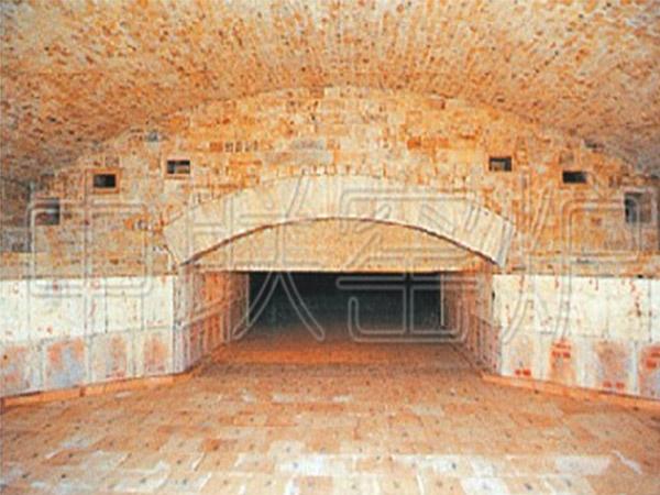 玻璃熔窑熔池