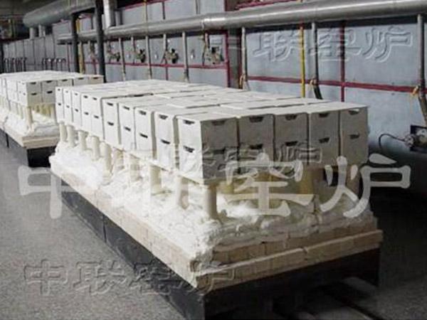 36M×1.3M液化气隧道窑(江苏溧阳)