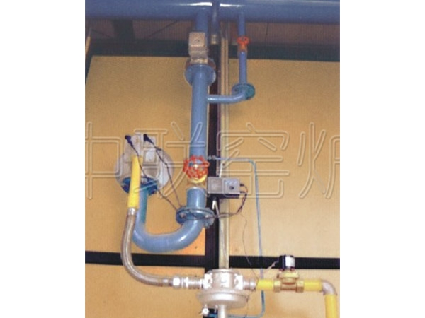 脉冲式燃烧控制系统