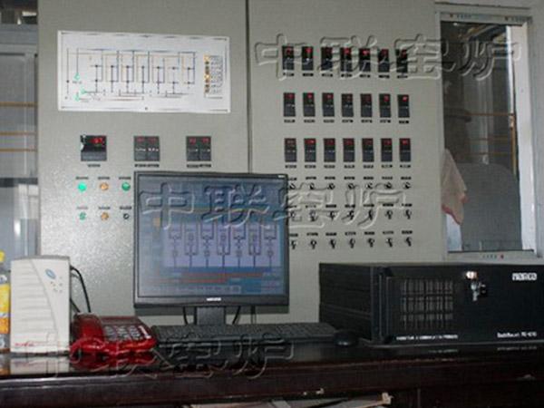 全自动流量控制抽屉窑控制柜