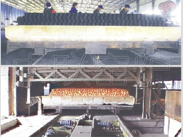 新型冶金焦隧道窑